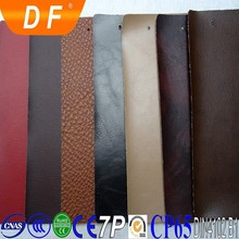 High quality imitation PU leather with shiny dots Synthetic sofa leather pu leahter for shoes bags artificial leather