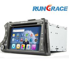 2 din Android 4.4 Touch Screen car dvd gps for ssangyong kyron, Acyton sport car audio, korando sport car dvd radio