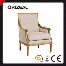 French Provincial Arm Chair, Antique Arm Chair (OZ-SW-020)