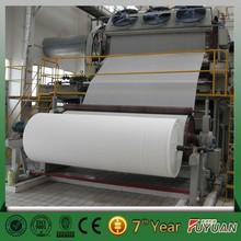 Henan zhengzhou best seller bagasse pulp toilet paper production line
