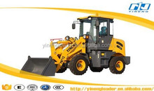 Mini 712 wheel loader