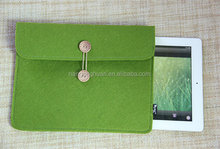 tablet pc wool felt bag for laptop