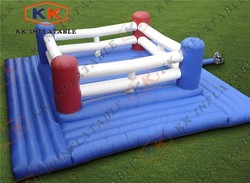 Inflatable Boxing Ring For Sale , Inflatable Playground For Children , Boxing Ring For Kids