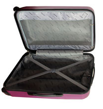 lovely abs carry-on luggage bags & cases