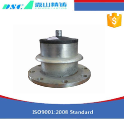 China top class OEM ISO9001:2008 stainless steel casting valve body