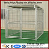 Playgroud setting dog kennel cages galvanized metal wire portable dog run gate panels 5'x6',6'x8',9'x6' dog kennels fence panels