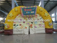 advertising inflatable, inflatable court for sale