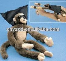 flying monkey toy/flying plush toy/animal toy