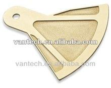 half etching metal item convex concave indentation