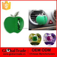 Car Perfume Pure Cute Apple Air Freshener Car Nice Decoration fragrance Cute A1856