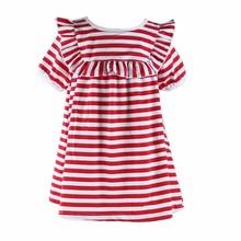 2015 new arrival summer boutique princess girls dresses wholesale pakistani baby cotton dress
