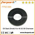 forpark 4500 5200 5800 peças pequenas de vedação de óleo para motosserra