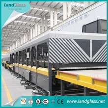 LD-AT Series New Type Forced Convection Flat Glass Toughening Furnace Double Chamber Heating Glass Tempering Furnace