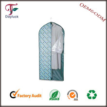 Dry cleaning garment bags/suit cover with logo
