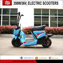 350w 26v eléctrico de la motocicleta
