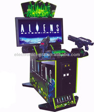Dynamic Aliens-Shooting Gun SimulatorGame Machine