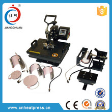 Factory 8 in 1 combo heat press transfer machine
