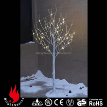 low price chinese new year decoration artificial pear trees