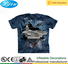 DJ-T-006 wholesale custom promotional 3d used digital t-shirt printing printing machine