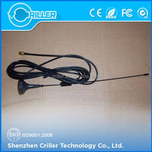 Manufacturer high gain GSM Magnetic GSM Antenna 900mhz/1800mhz SMA connector wifi antenna 200 dbi