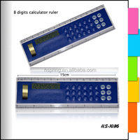 Customized logos and colors solar power ruler calculator