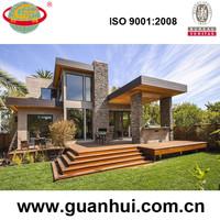 Custom-made fully panelized modular prefabricated hotel with australia standard
