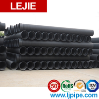 Clear hdpe culvert pipe prices weight