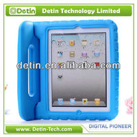 For iPad for Kids 2013 New Design EVA Shock and Water Proof Protective cover for iPad Mini for All iPad