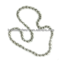 Fashion High Quality Metal Stainless Steel Ball Chain For Roller Blind