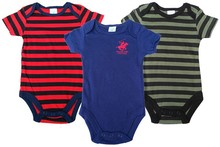 importés de vêtements de marque en gros de vêtements bio pour bébé vêtements de cycle