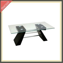 Table tennis console table transparent acrylic coffee table DGC023