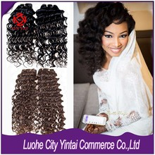 "18""20""22""24"" Fashion and New arrival synthetic hair weaving with hand tied weft for sale"