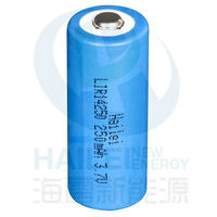 Li-ion Battery 14250 3.7V 250mAh Approved by UL, Un, RoHS
