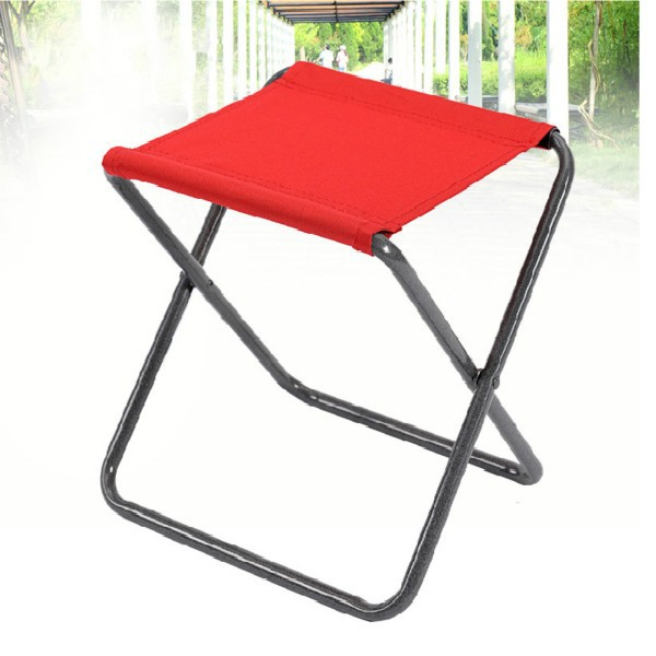 Portable Outdoor Furniture Aluminum Folding Camping Chairs Fishing Stool Bu