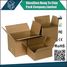 Guangdong advanced equipment wholesale professional standard shipping box