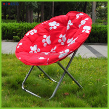 Beach Chairs Round Cheap Folding Moon Chair For Adults HQ-9002-27