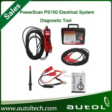 The PowerScan PS100 for Circuit Tester Total Solution of Electrical Circuits