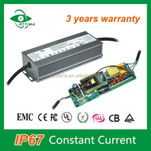 waterproof 70W 36v constant current LED driver 2100mA