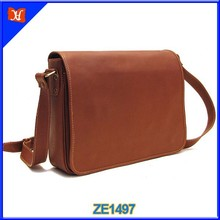 Small Genuine Italian Leather Shoulder Bag Mens Luxury Messenger Bag