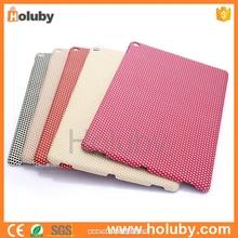 "Alibaba china Polka Dots Pattern PC Shell Hard Case for iPad Pro 12.9"" Case cover"