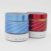 Hot selling Legoo mini wireless portable bluetooth speaker S07 with LED light for promotion gift