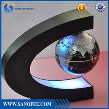 Levitación magnética flotante pantalla, globo de la lámpara, magnética flotante pantalla globo
