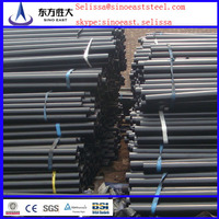 Hot sale ! black iron pipe weights ,Q345 ,BS1387-1985 ,GB/T3091-2001