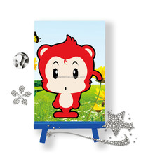 Wholesale diy craft crystal diamond painting mosaic picture for kids