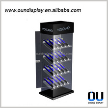 promotional supermarket pen display acrylic display stand