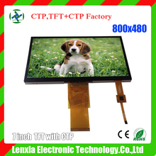 Touch screen dispaly 7 inch replacement lcd screen for android tablet PC