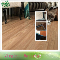 Water Resistent PVC Interlocking PVC Wood Flooring