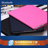 Hot Sale Tablet case Slim Detachable bluetooth keyboard for iPad Air 2