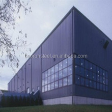 Safe and security steel structure warehouse made from china
