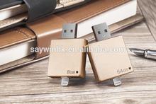 2015 Metal USB 2.0 Flash USB Drive U Disk for Smartphone tablet pc